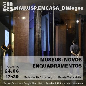 Debate Museus: Novos enquadramentos